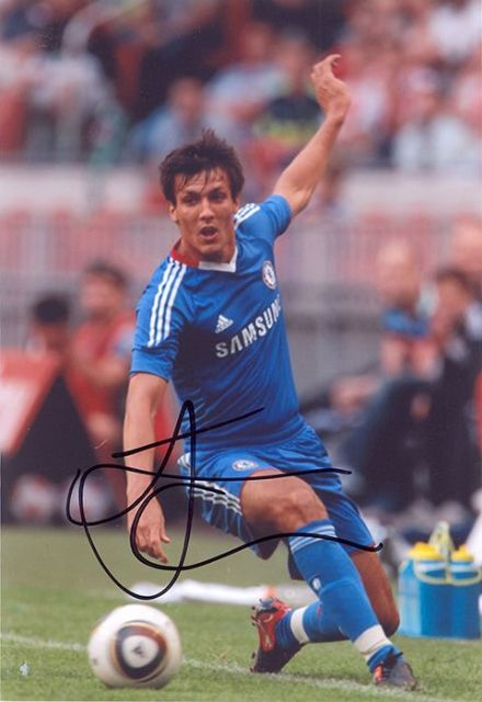 Jack Cork, Chelsea, signed 6x4 inch photo.